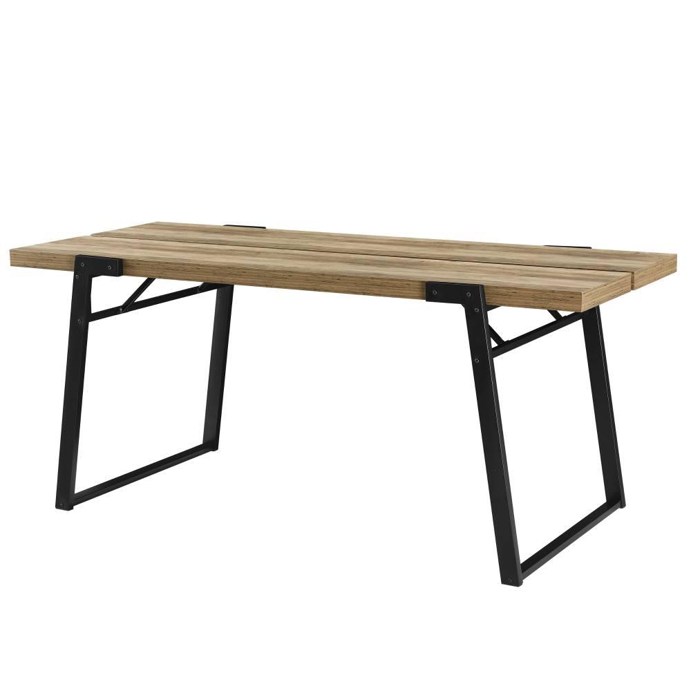 [en.casa]® Jedálenský stôl AANT-0303