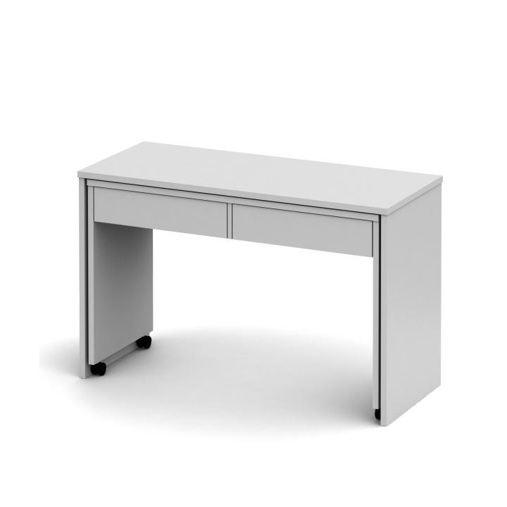 Rozkladací PC stolík Versal New biela