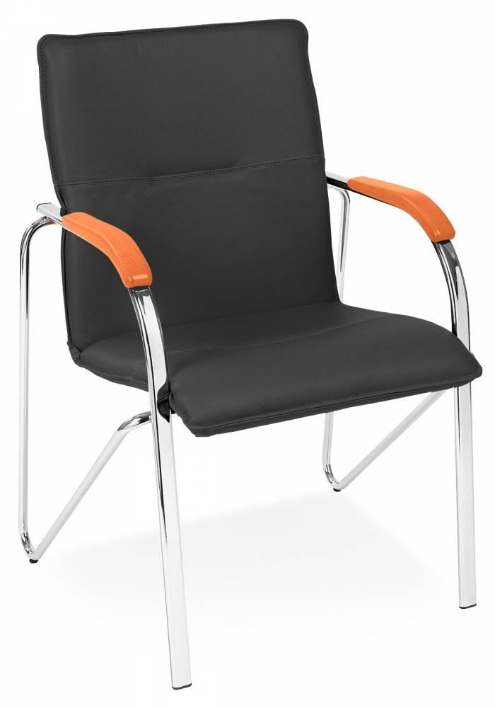 Jedálenská stolička Samba čierna