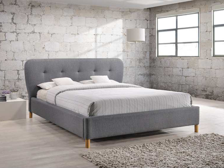 Manželská posteľ 160 cm Bella (s roštom)