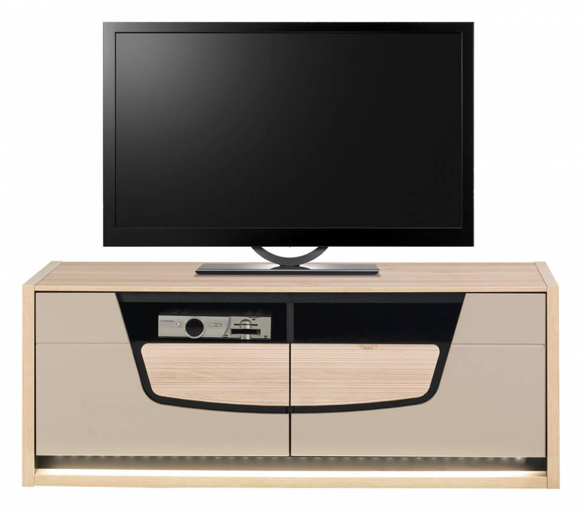 TV stolík/skrinka Enzo EN 1 (s osvetlením)