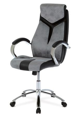 Kancelárska stolička KA-E520 GREY