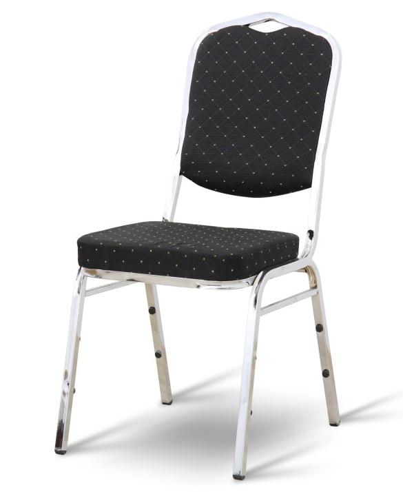 Stohovateľná stolička LEJLA NEW   Farba: Červená
