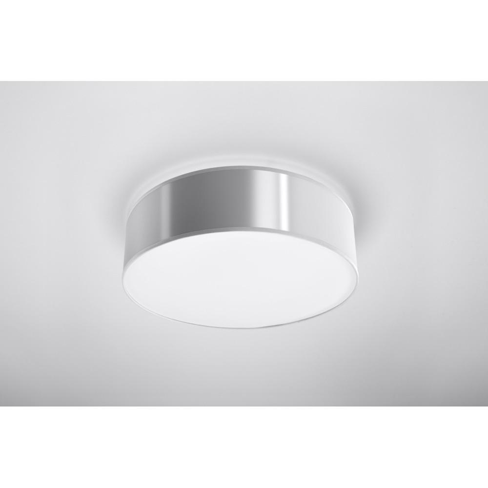Stropné svetlo Nice Lamps Atis Ceiling 35 Szara