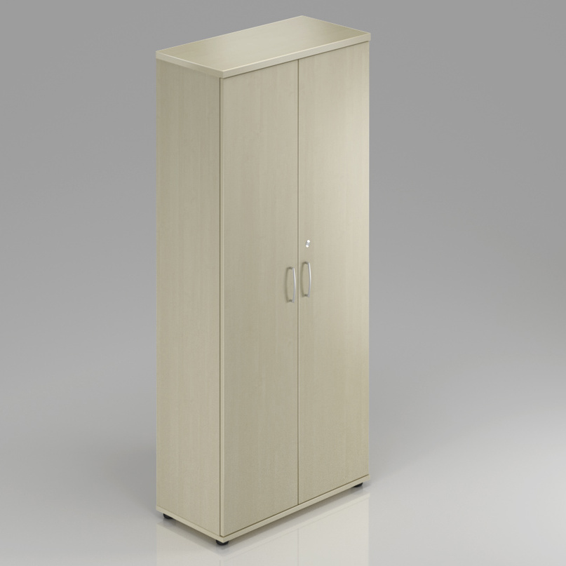 Rauman Kancelárska skriňa šatníková Visio, 80x38,5x183,5 cm SU585 12
