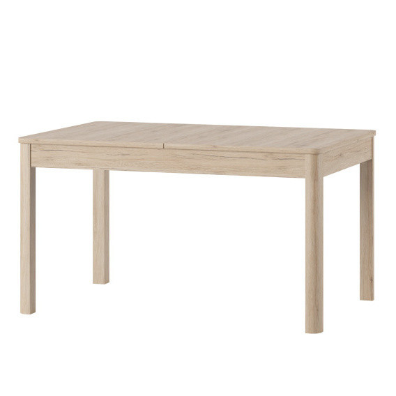 Rozkladací jedálenský stôl v drevenom dekore Szynaka Meble Desjo