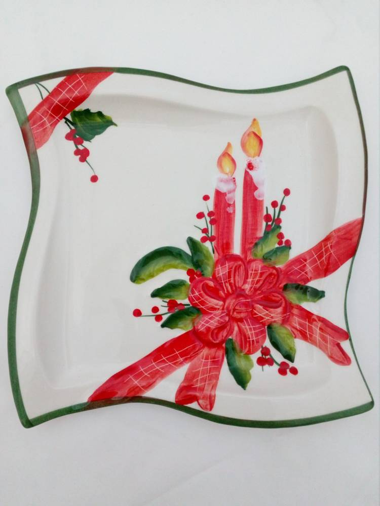 Vianočný tanierik ONDA BR