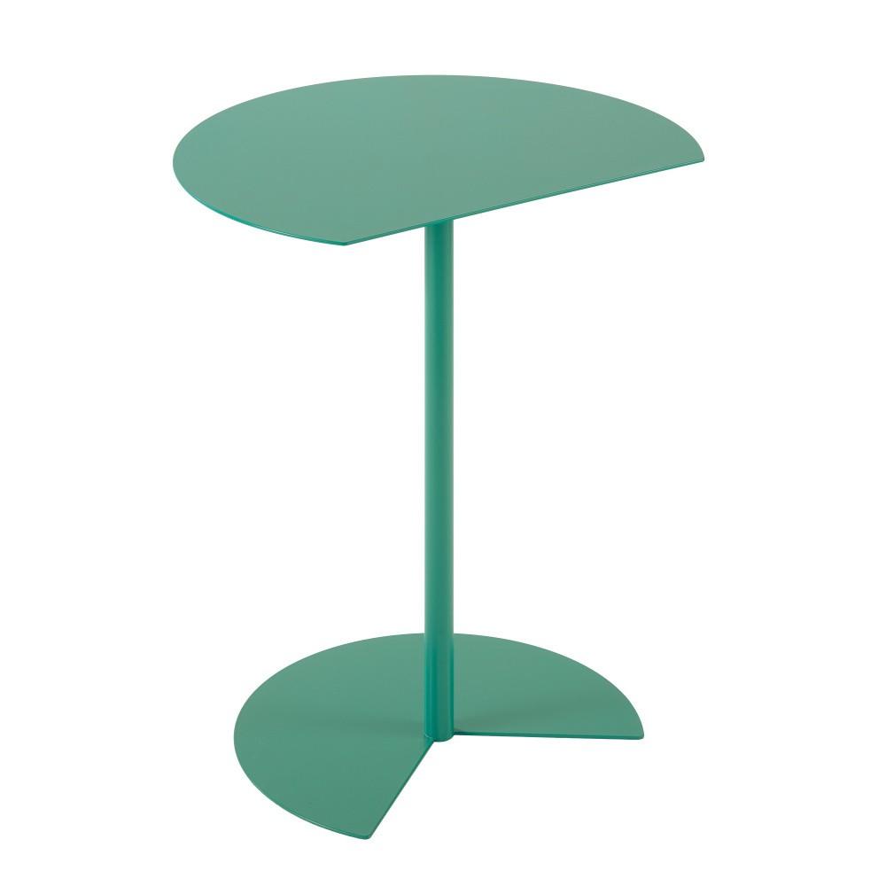 Zelený príručný stolík MEME Design Way