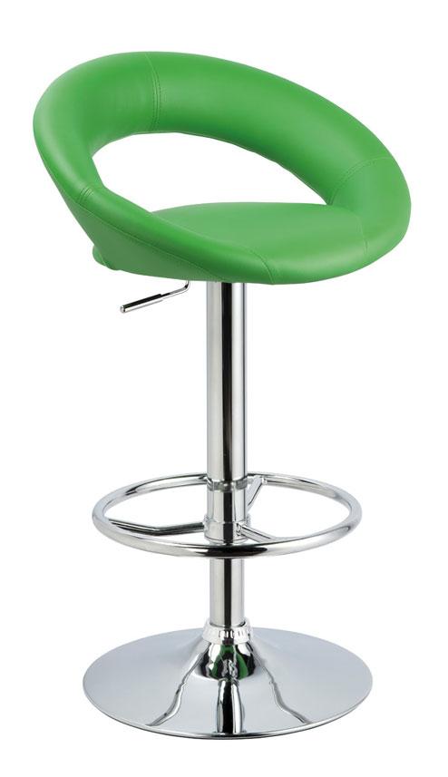 Barová stolička CB-300 zelená