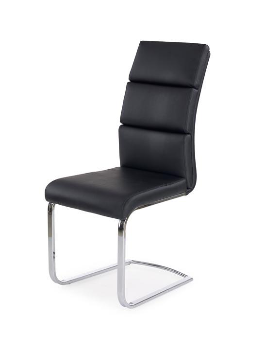 Jedálenská stolička K230 (čierna)