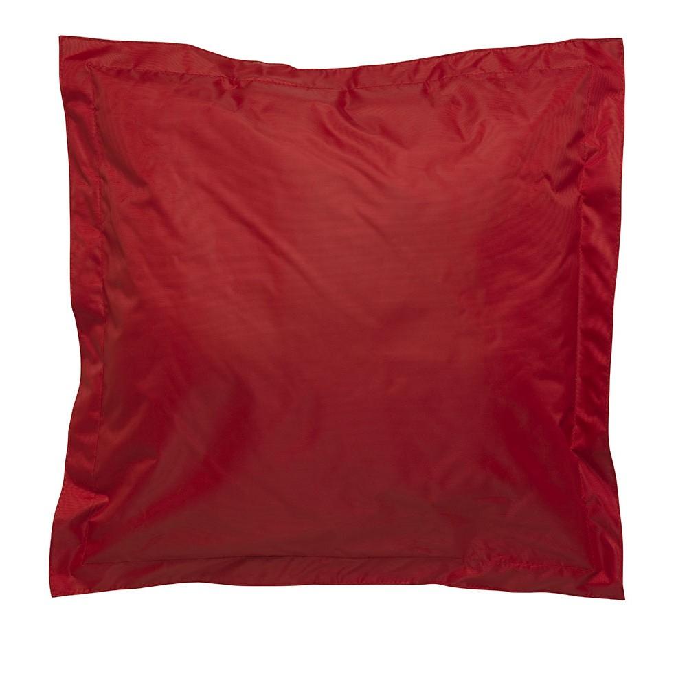 Červený vonkajší vankúšik Sunvibes, 45×45 cm