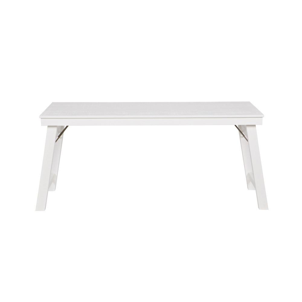 Biely písací stôl De Eekhoorn Klap
