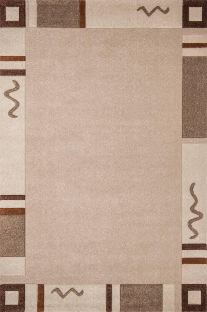 Kusový koberec Havanna Handcarving 401 Beige