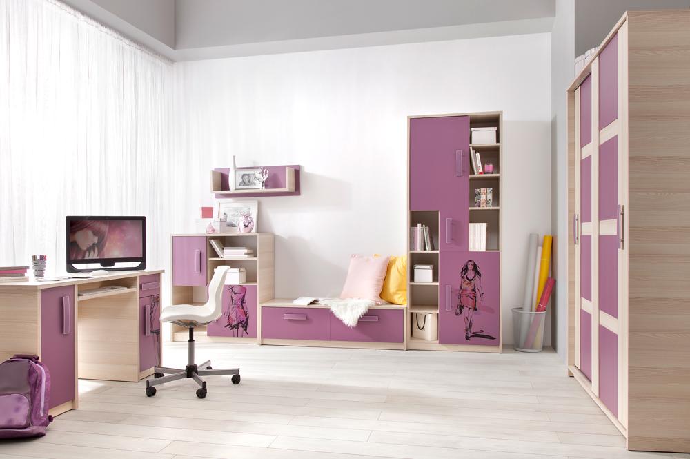 Detská izba Bregi / móda