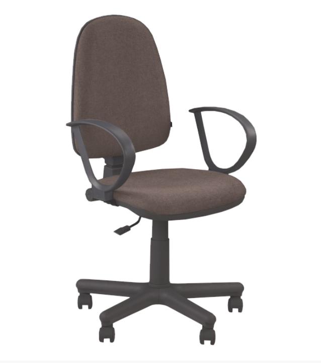 Kancelárska stolička s podrúčkami JUPITER GTS   Farba: Hnedá