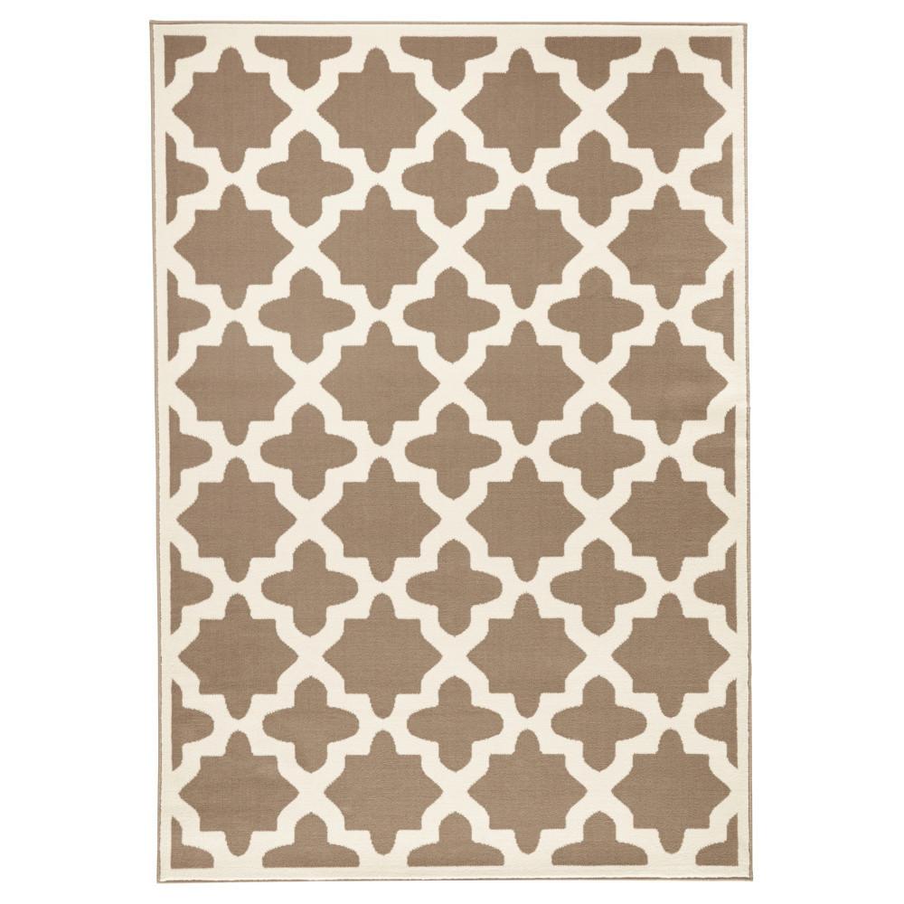 Béžový koberec Hanse Home Noble, 70x140cm