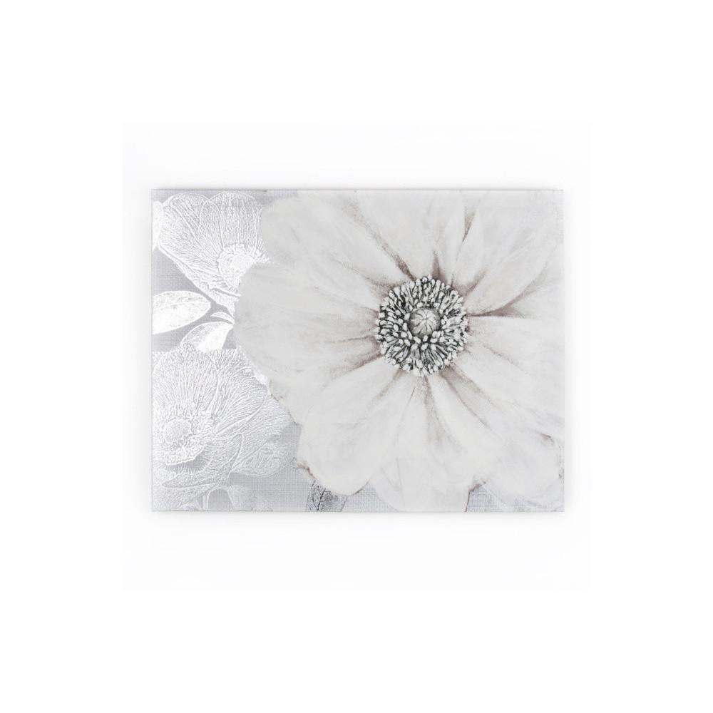 Obraz Graham&Brown Grey Bloom, 80x60cm