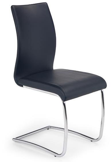 Jedálenská stolička K180 čierna
