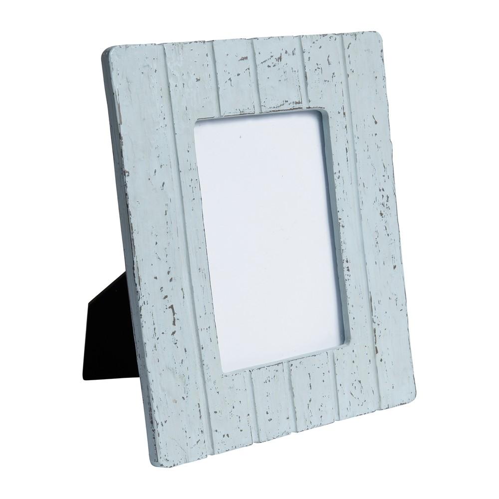 Svetlomodrý rámik na fotografie Côté Table, 24 x 18 cm