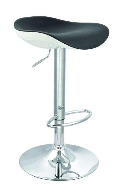 Barová stolička CB-631, čierna