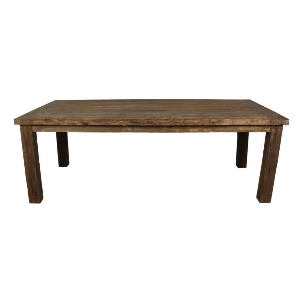 Jedálenský stôl z teakového dreva HSM collection Napoli, 200×100cm