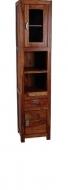 Furniture nábytok  Masívna knižnica z Palisanderu  Íránpúr  42x35x190 cm