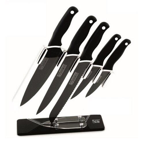 CS Solingen HOLTON Sada nožov v stojane 6 ks