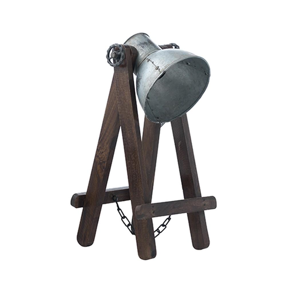 Stolová lampa Fuhrhome Cannes, výška45 cm