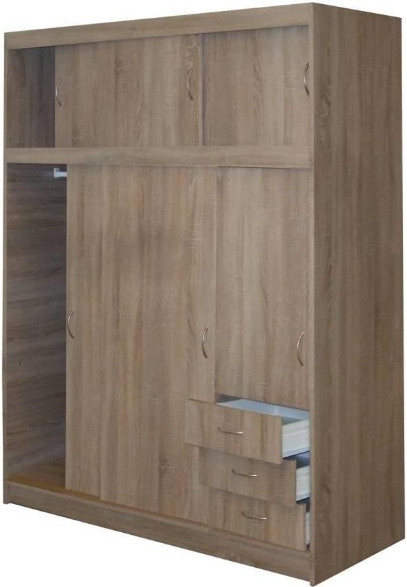Skriňa s posuvnými dverami 53000 dub