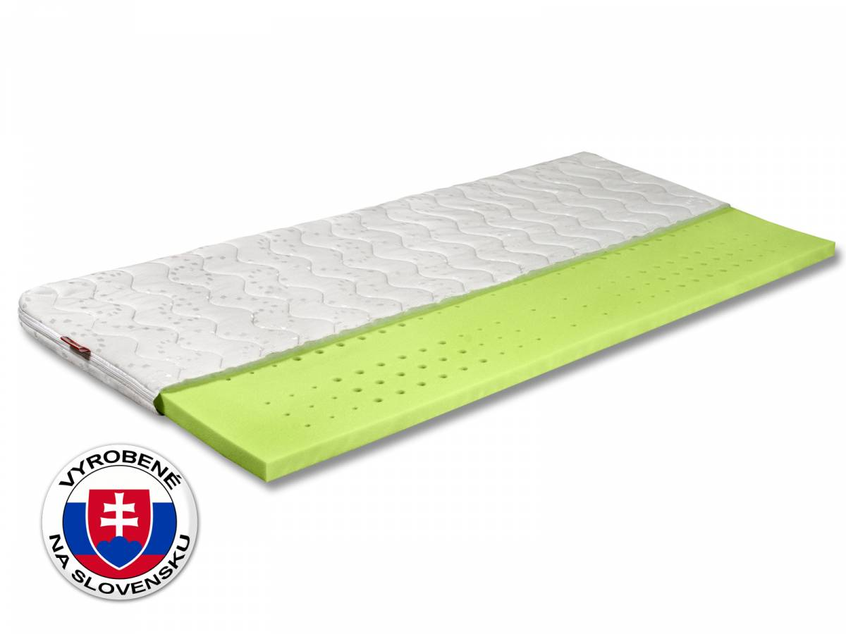 Penový matrac Benab Topper Soft 200x140 cm (T3) *výpredaj