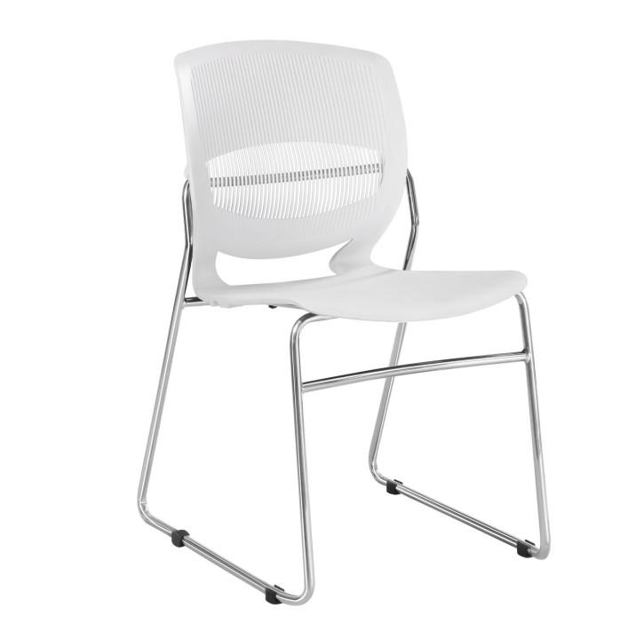 Kancelárska stolička Imena (biela)