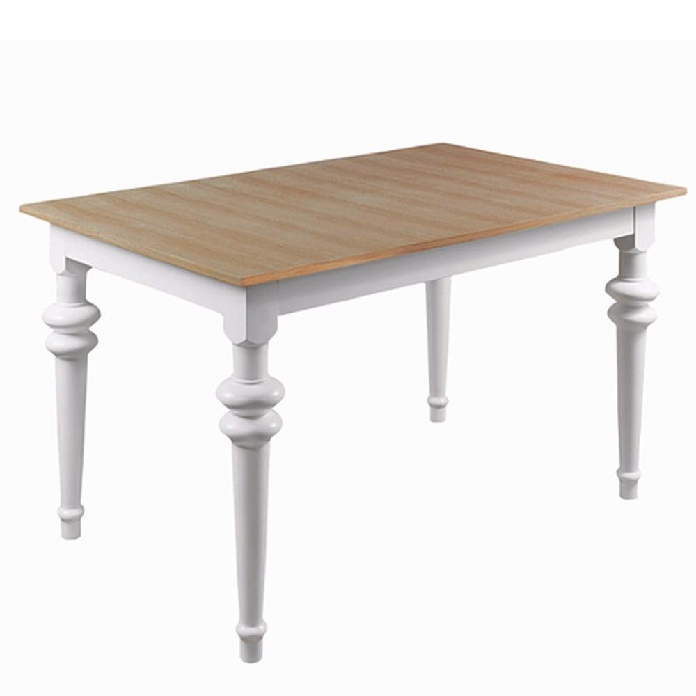 Rozkladací jedálenský stôl Durbas Style Torino, 150 x 83 cm