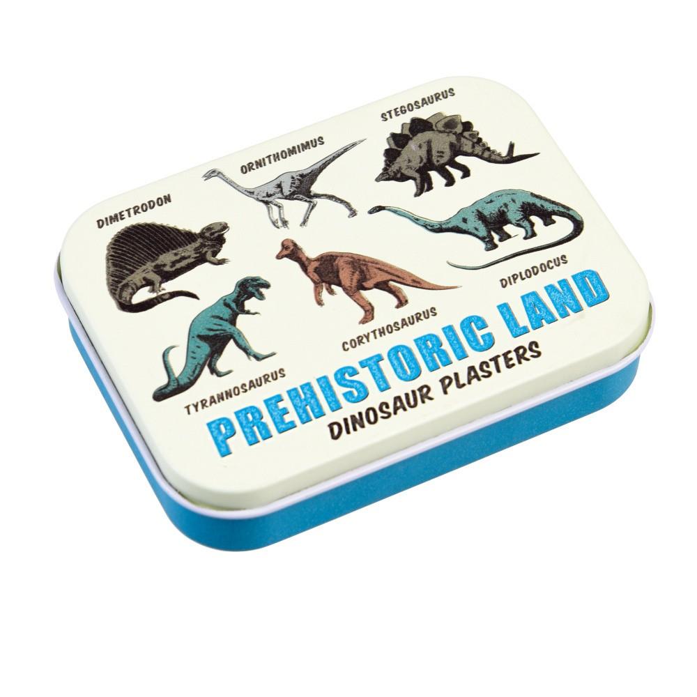 Sada náplastí v krabičke Rex London Prehistoric Land