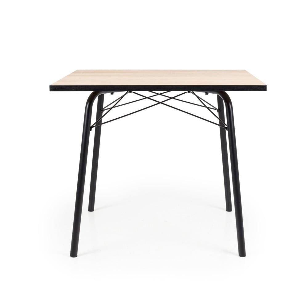 Jedálenský stôl Tenzo Flow, 90 x 90 cm