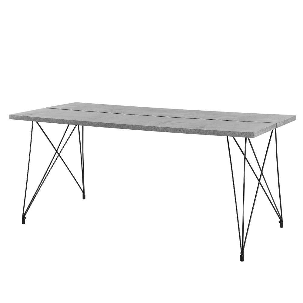 [en.casa]® Jedálenský stôl AANT-0302