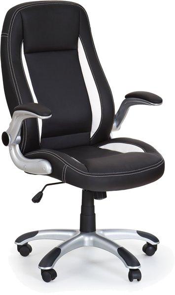 Kancelárska stolička SATURN čierna