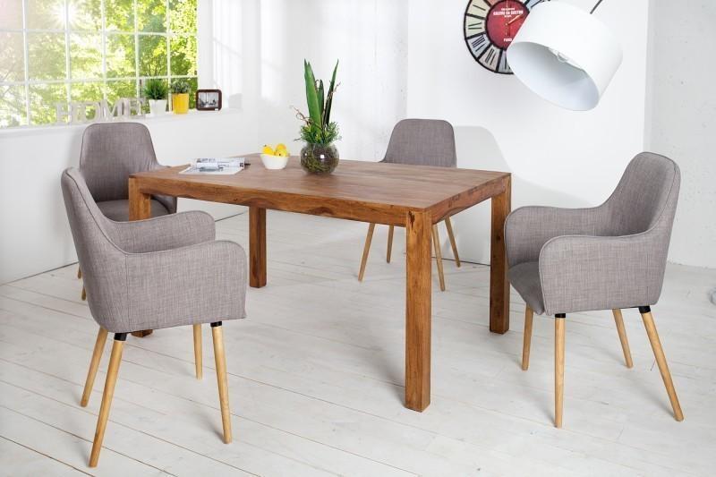 Stolička OSMO - sivá