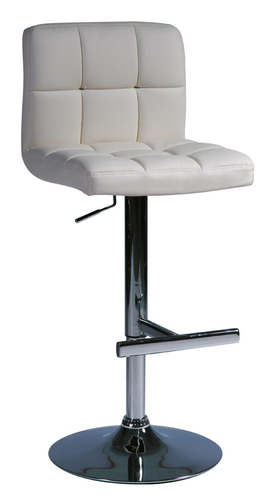 Barová stolička C-105 Krokus krémová