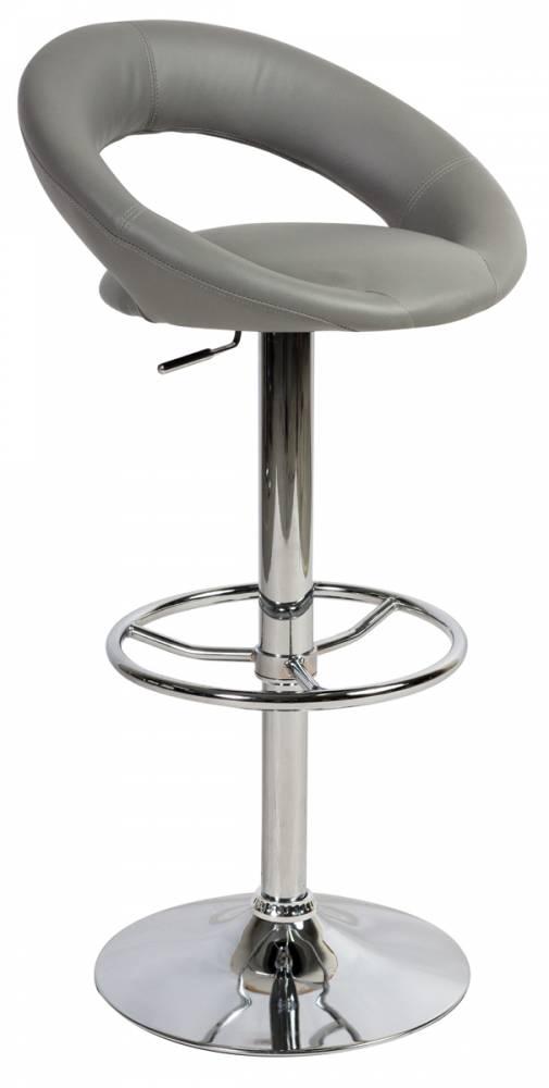 Barová stolička CB-300, šedá