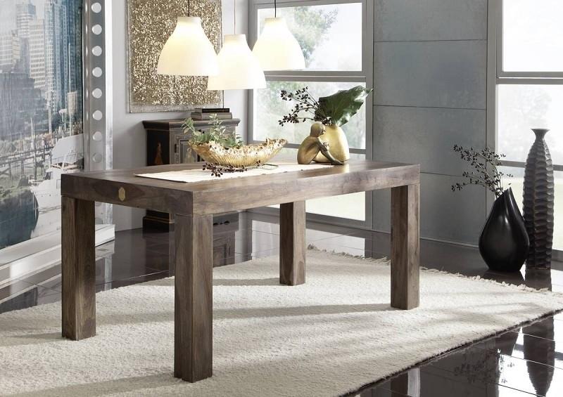 CUBUS METRO POLIS #170 Sheesham jedálenský stôl 160x90, masívne palisandrové drevo