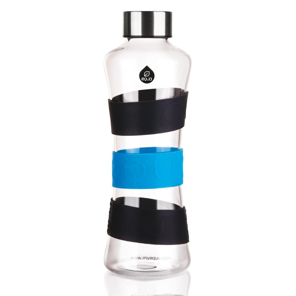 Sklenená fľaša Squezze Cmyk Key, 0,55 l