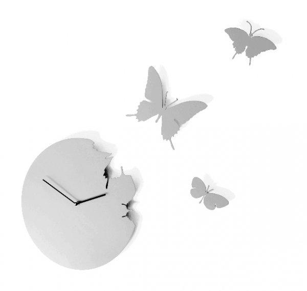 Diamantini & Domeniconi Butterfly silver