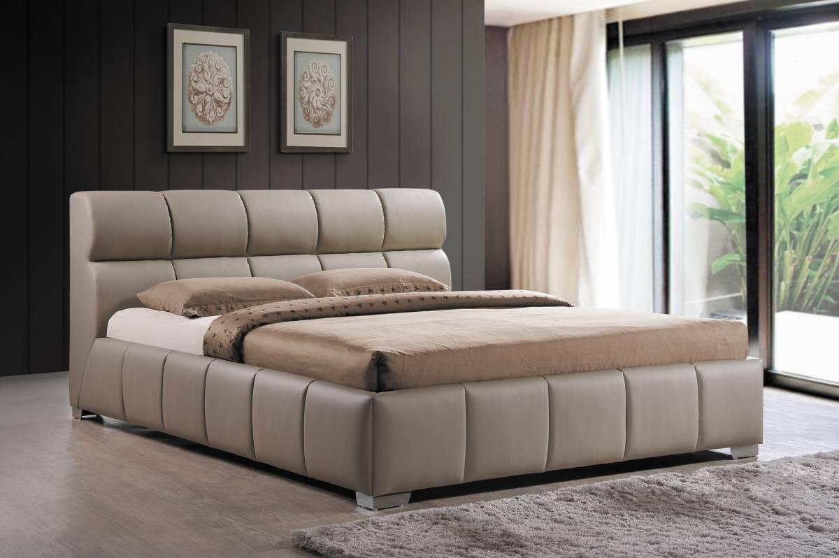 Manželská posteľ 160 cm Bolonia (s roštom)