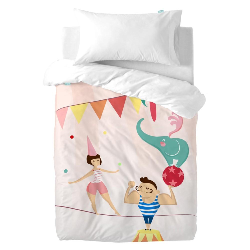 Obliečky Little W Fun Circus, 100×120cm