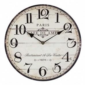 Nástenné hodiny Antique HOME 7305, 34cm