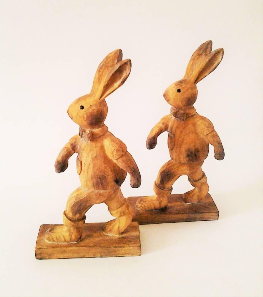veľkonočný zajac  11,5 x 5 x 23 cm