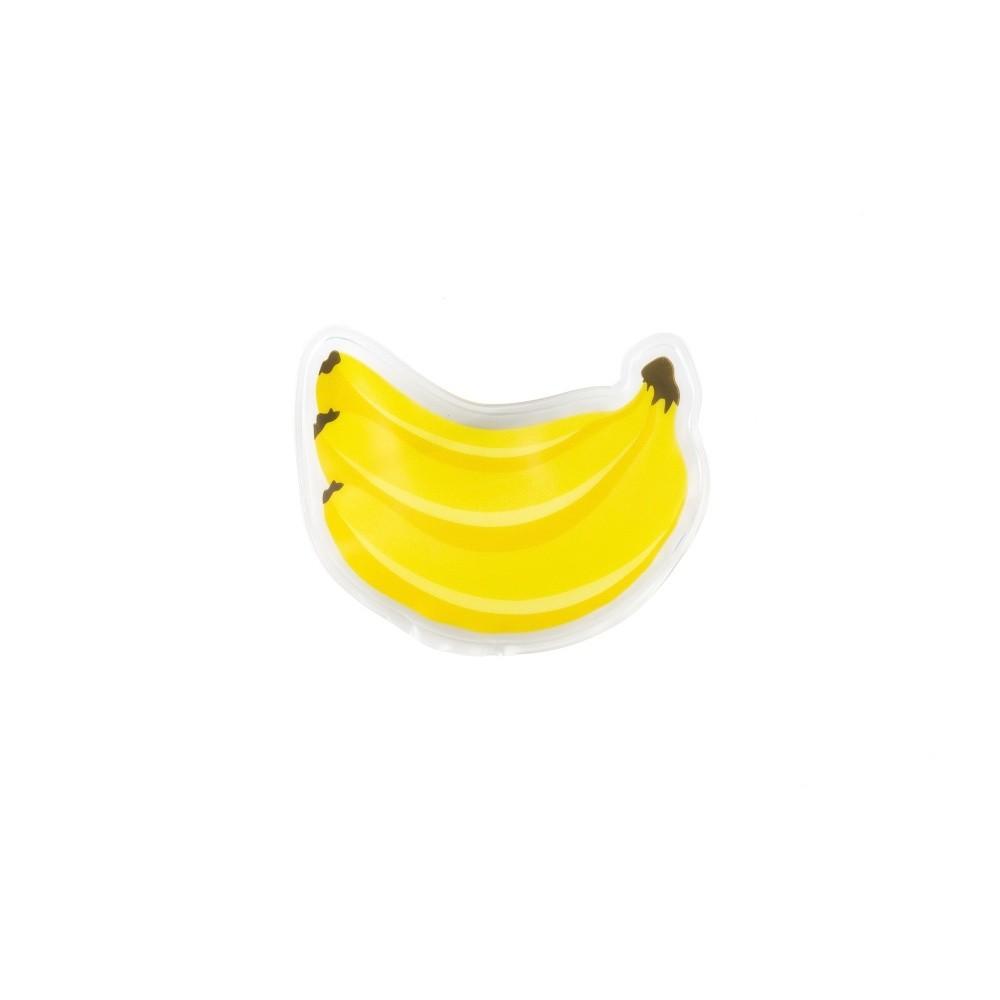 Chladiaci / Ohrievací vankúšik v tvare banánu Kikkerland Fruits