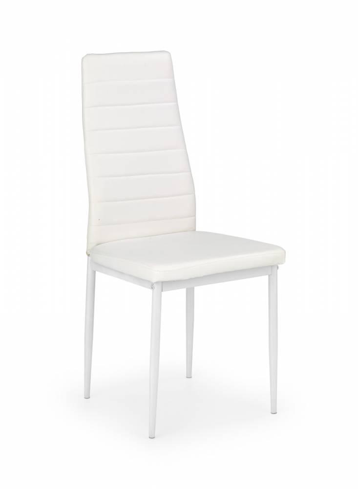 Jedálenská stolička K70 biela