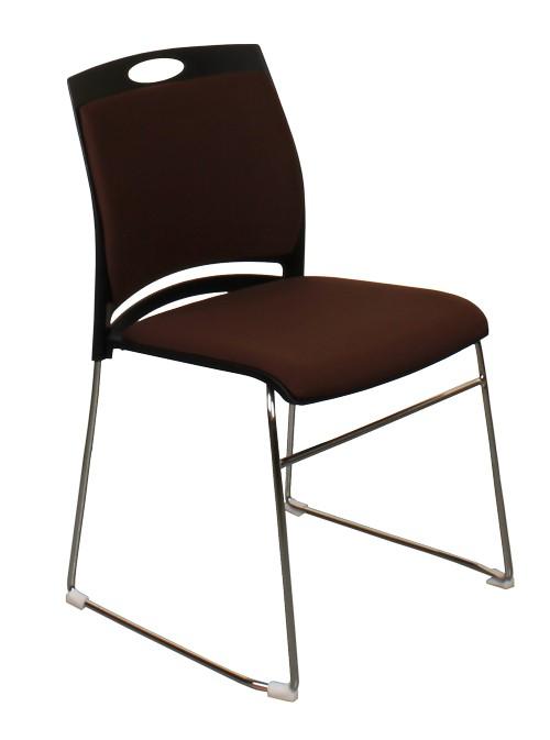Bradop Plastová stolička čalúnená JASON Z613