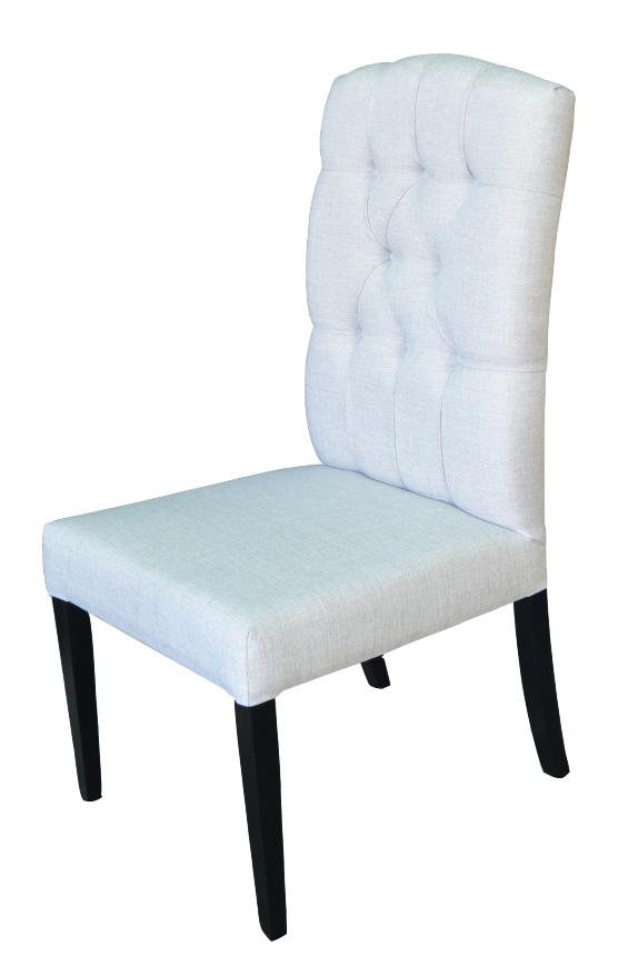 LINDUS jedálenská stolička, látka na výber